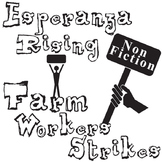 ESPERANZA RISING Farm Labor Strikes Nonfiction Research an