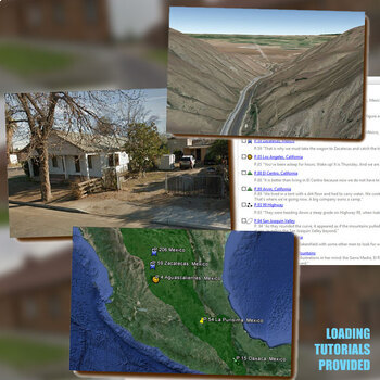 ESPERANZA RISING Google Earth Introduction Tour (Created for Digital)