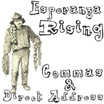 ESPERANZA RISING Grammar Commas Direct Address