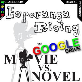 ESPERANZA RISING Movie vs Novel Comparison (Created for Digital)