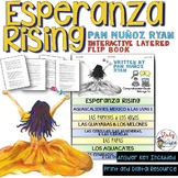 ESPERANZA RISING NOVEL READING GUIDE, COMPREHENSION QUESTIONS FLIP BOOK