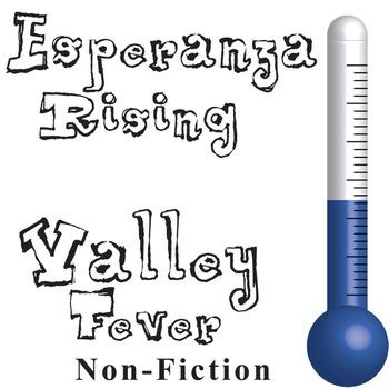 ESPERANZA RISING Valley Fever Nonfiction Research and Videos