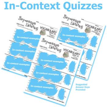 ESPERANZA RISING Vocabulary Complete Novel (80 words)