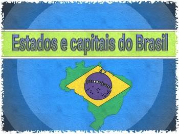 BRAZILIAN STATE CAPITALS
