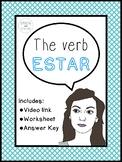 Spanish Verbs | ESTAR (present tense)