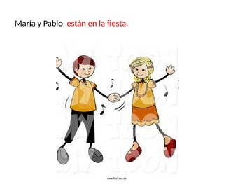 ESTAR - an introduction to the verb estar - PPT PowerPoint - Spanish 1