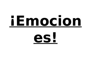 ESTAR with emotions PowerPoint