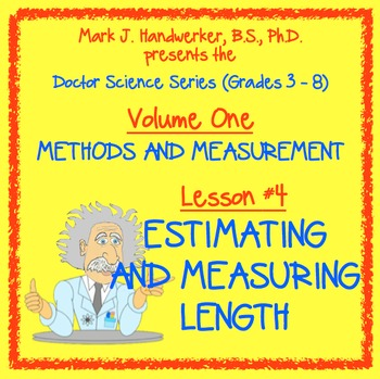 Lesson 4 - ESTIMATING AND MEASURING LENGTH