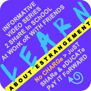 Communication Skills FREE VIDEO >Learn About Estrangement-5 Part YouTube Series!