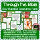 ESV Bible Verses, Background Info, and Student Response Sheets (Bundle)