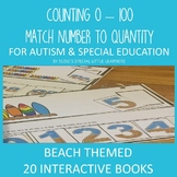 ESY COUNTING 0-100 FOR AUTISM & SPECIAL ED