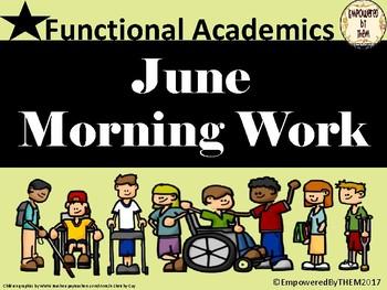 ESY June Morning Folder - Functional Academics