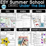 ESY Summer School Unit 1 Under the Sea-BOOM decks + Intera