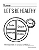 ESY UNIT 2- Let's Be Healthy