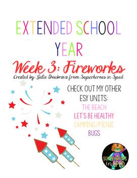 ESY Unit 3-Fireworks