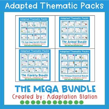 Weekly Thematic Packs: Mega Bundle #bundlebonanza