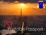 ESY: Wonders of the World Passport
