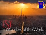 ESY: Wonders of the World texts