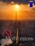 ESY: wonders of the world math lessons