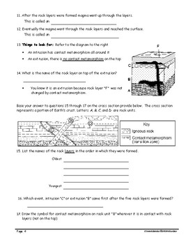 ESworkbooks Guided Inquiry 06 Earth's History
