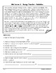 ESworkbooks Guided Inquiry 10 Energy Transfer