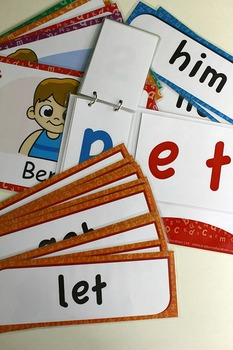'ET WORD FAMILY' Phonics Lesson Package
