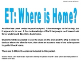 ET: Where is Home?