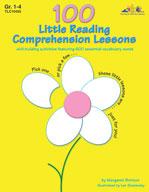 100 Little Reading Comprehension Lessons (Enhanced eBook)
