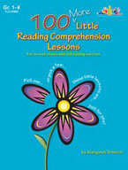 100 More Little Reading Comprehension Lessons (Enhanced eBook)