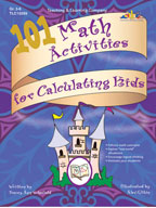 101 Math Activities for Calculating Kids (Enhanced eBook)