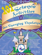 101 Science Activities for Emerging Einsteins (Enhanced eBook)