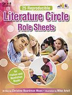 25 Reproducible Literature Circle Role Sheets (Enhanced eBook)