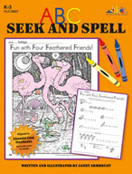 ABC Seek and Spell (Enhanced eBook)
