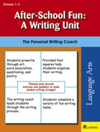 After-School Fun: A Writing Unit