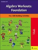 Algebra Workouts: Foundation