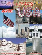 Arts & Crafts Across the U.S.A. (Enhanced eBook)