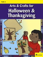 Arts & Crafts for Halloween & Thanksgiving