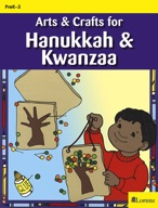 Arts & Crafts for Hanukkah & Kwanzaa