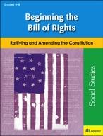 Beginning the Bill of Rights