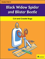 Black Widow Spider and Blister Beetle