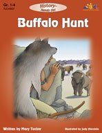 Buffalo Hunt (Enhanced eBook)