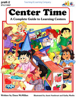 Center Time (Enhanced eBook)