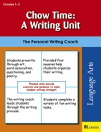 Chow Time: A Writing Unit