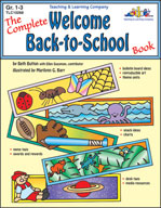 Complete Welcome Back-to-School Book (Gr. 1-3) (Enhanced eBook)