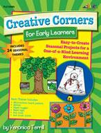 Creative Corners for Early Learners (Enhanced eBook)