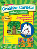 Creative Corners for Early Learners (Enhanced eBook)