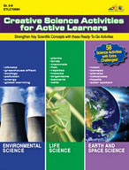 Creative Science Activities for Active Learners (Enhanced eBook)