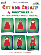 Cut and Create! Fairy Tales (Enhanced eBook)