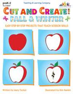 Cut and Create! Fall & Winter (Enhanced eBook)