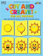 Cut and Create! For All Seasons (Enhanced eBook)
